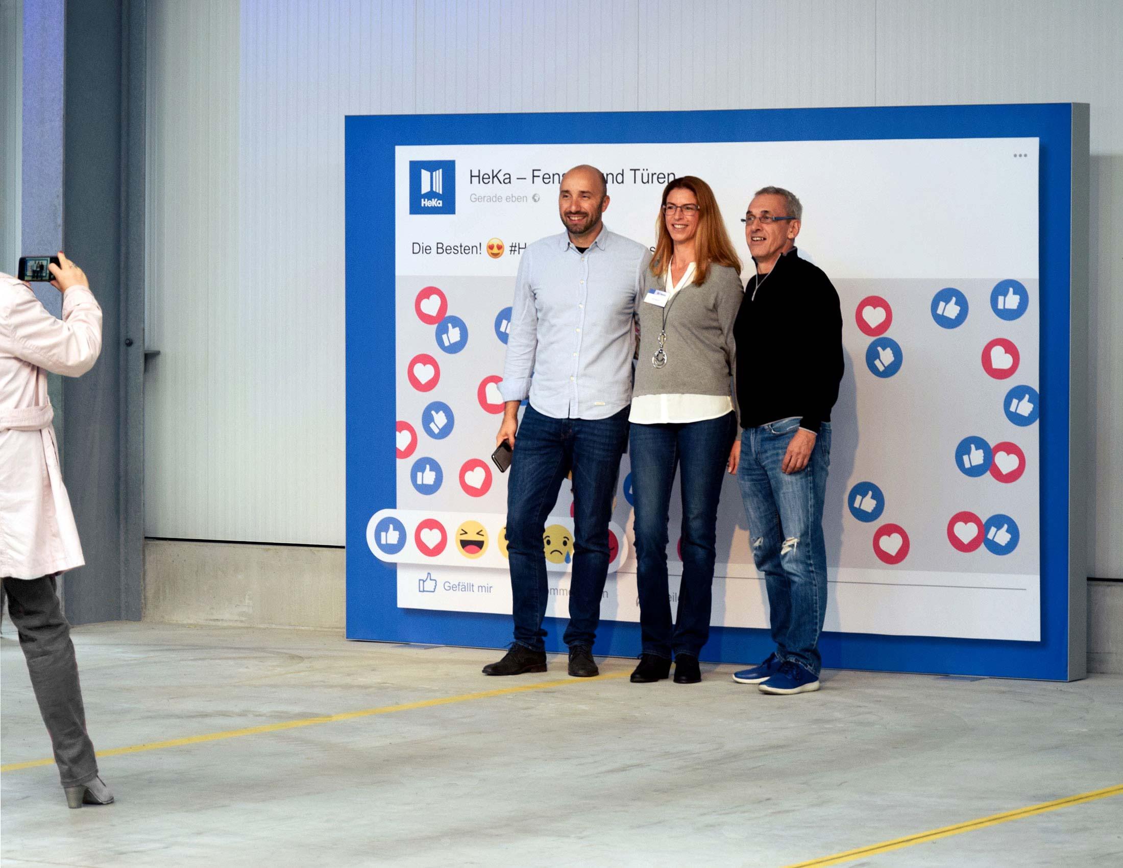 Marketing für die Fensterbau-Branche made by gutberat – Agentur für Marketing und Kommunikation, HeKa Fenster und Türen